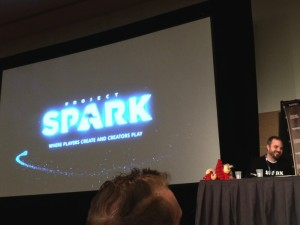 Project Spark is like someone combined Fable with LittleBigPlanet and then turned it up to 11.